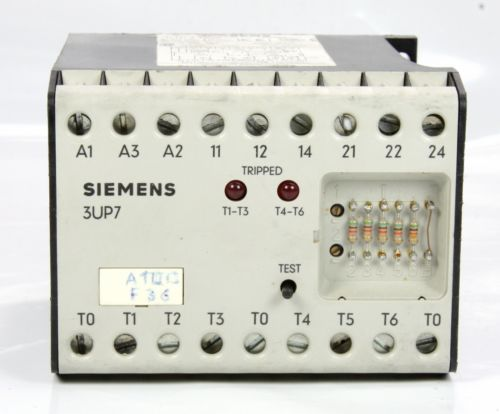 Siemens Thermistor Tripping Unit  3UP7-002