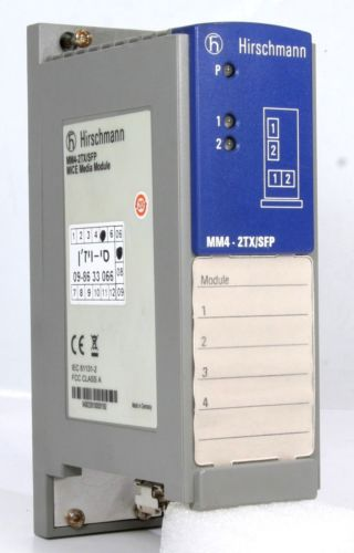 Hirschmann Mice Media Module MM4-2TX/SFP