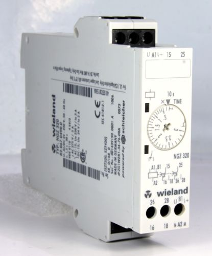 Wieland Time Relay NGZ320 R2.067.0490.0