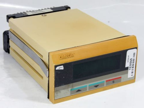 Omega Process Indicator Meter DP284JR