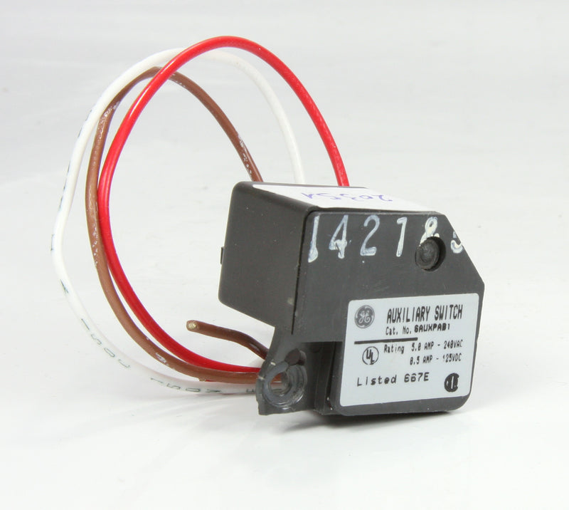 General Electric Auxiliary Switch SAUXPAB1 667 E