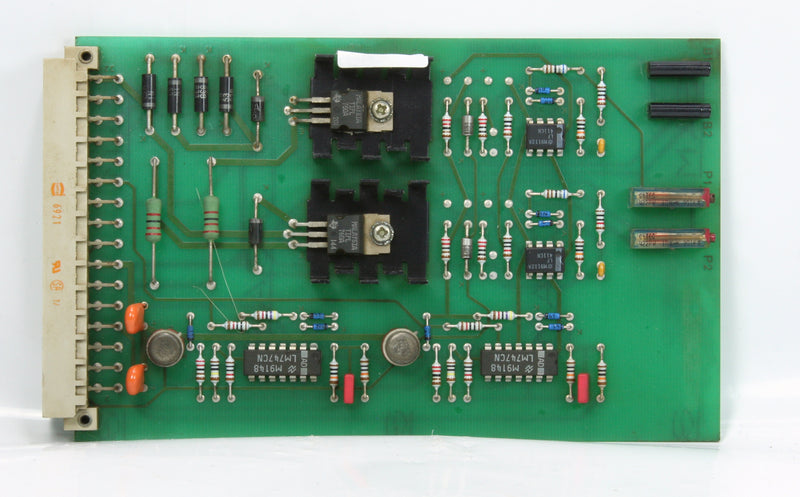 Bystronic Circuit Board Pcb E-800-5-B HV.CURRENT SOURCE 4650408