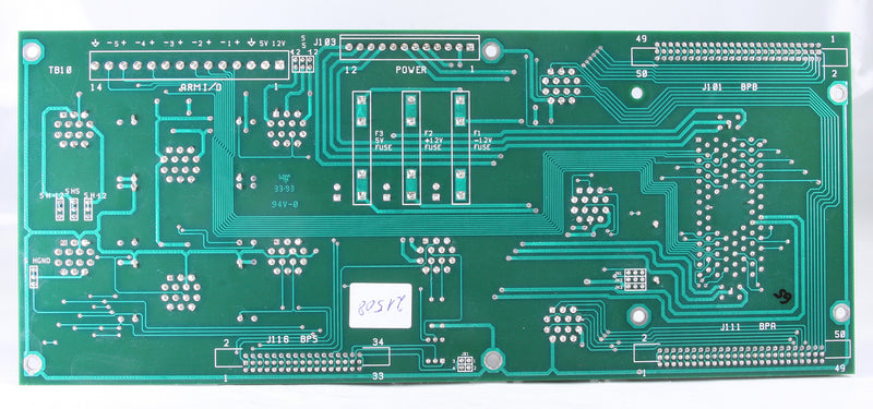 Adept Interface Circuit Board PCB 10310-42800 REV E