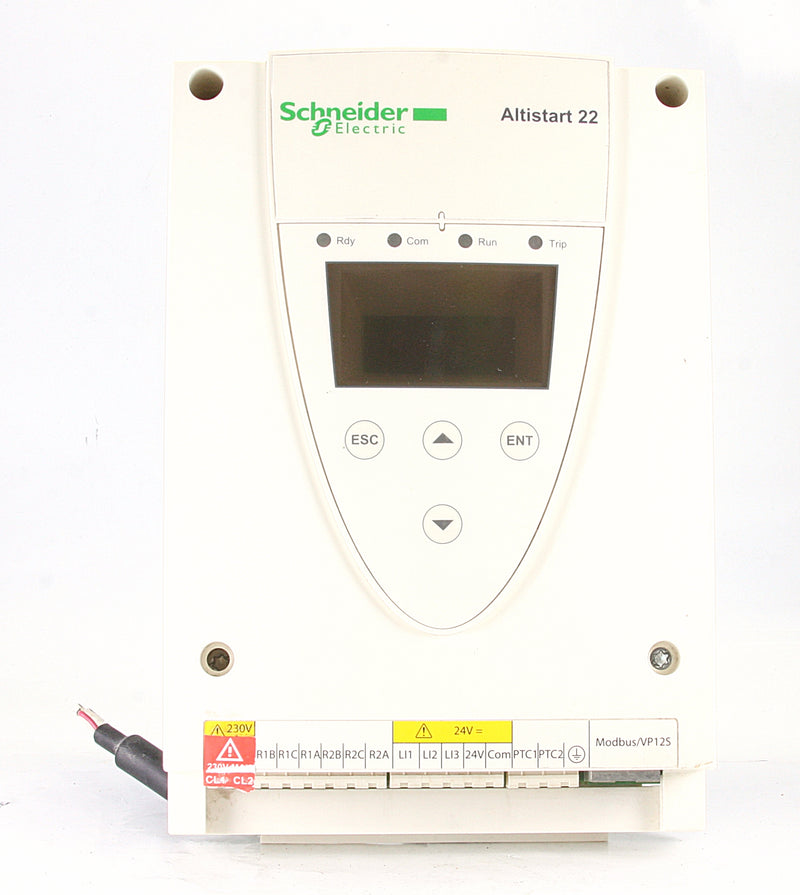 Schneider Electric Front Interface BBV14402 A05 Altistart 22