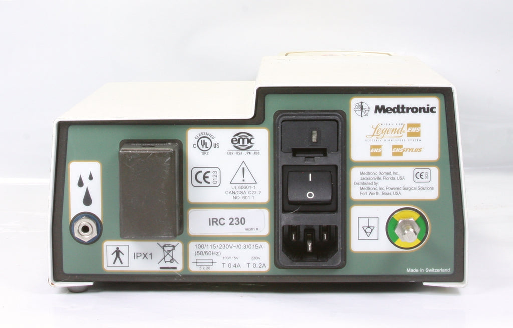 Medtronic Midas Rex Legend IRC 230 133 3411 E12 – Speros