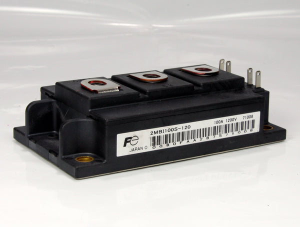 *New* Fuji Power Supply Module 2MBI100S-120