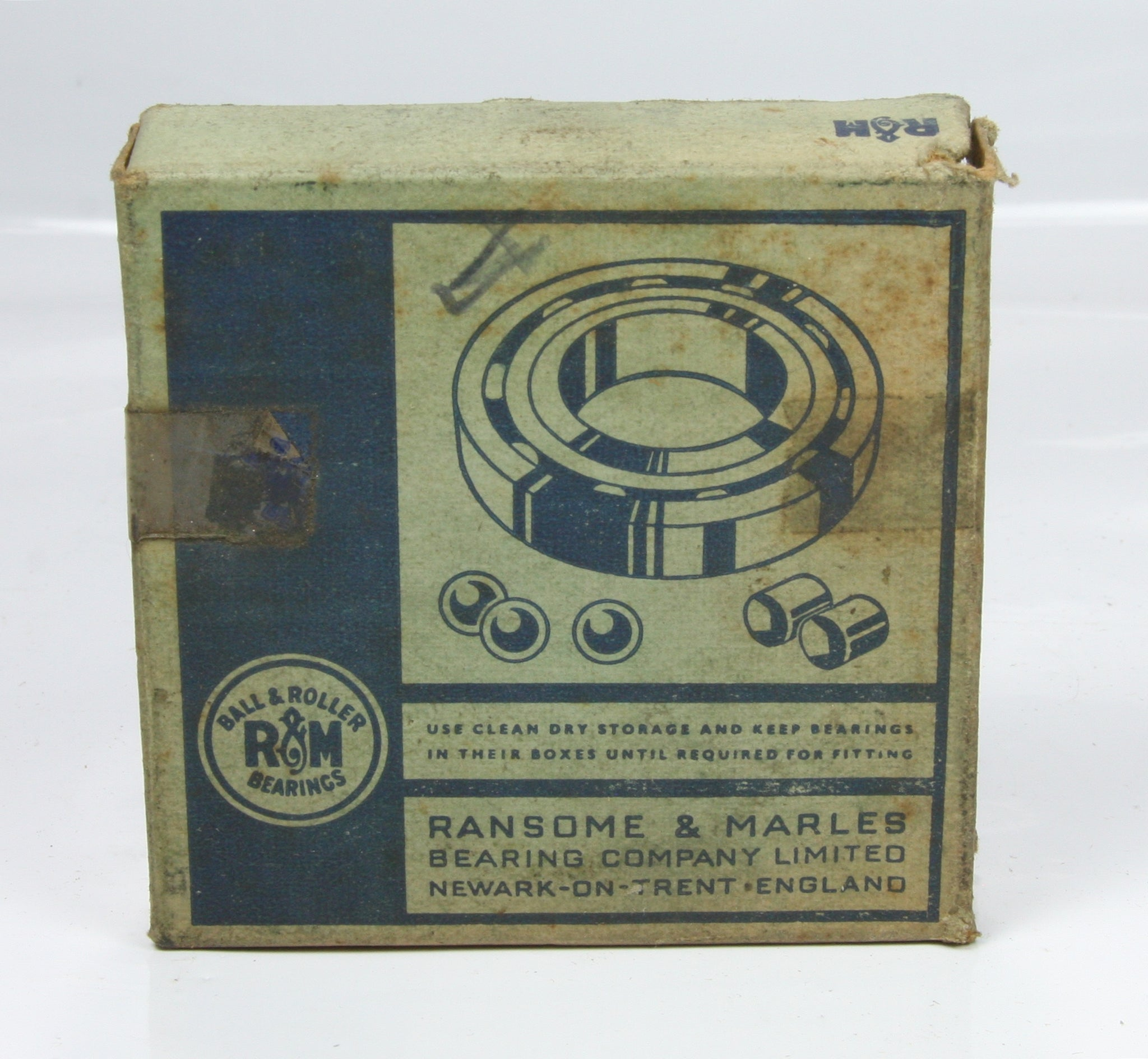 *New* Ransome & Marles R&M Bearing LJ35DD