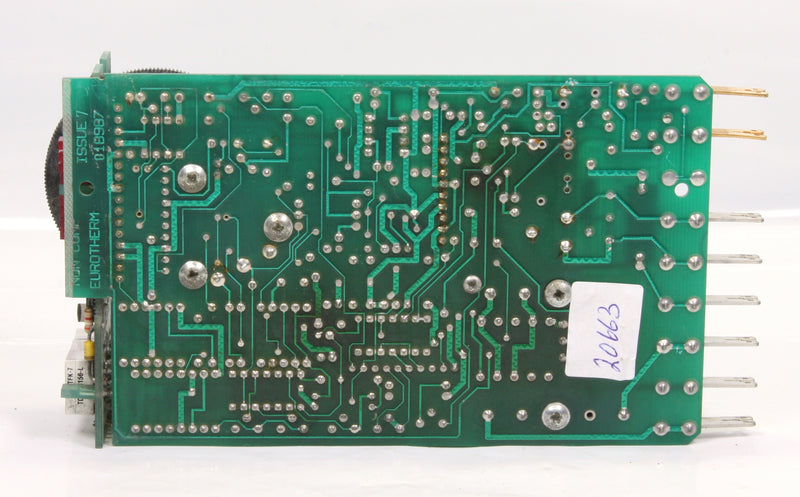 Eurotherm Circuit Board Pcb NON COM ISSUE 7 018987