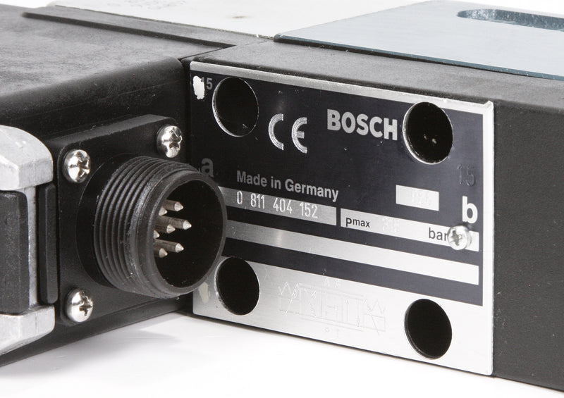 Bosch Proportional Directional Control Valve Control 0 811 404 152