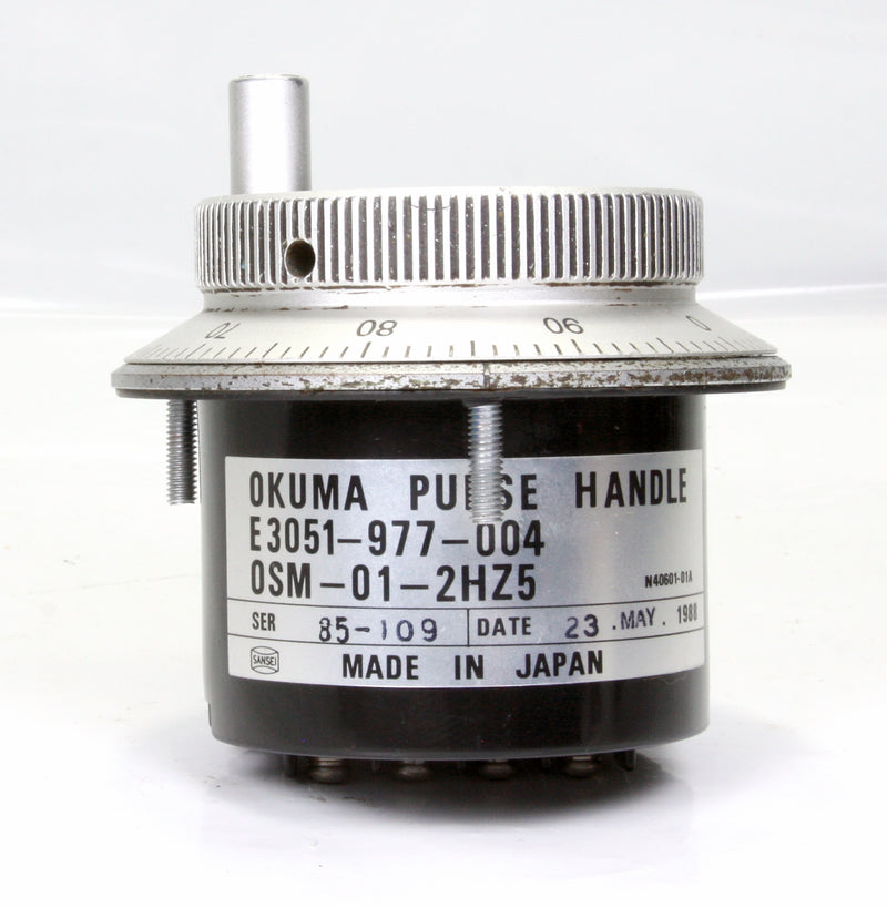 Okuma Pulse Handle Unit E3051-977-004 0SM-01-2HZ5