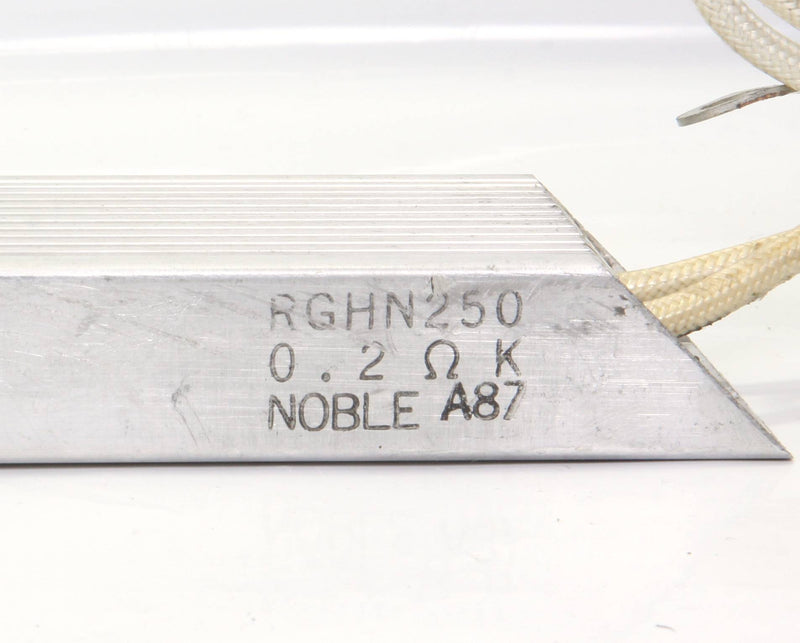 Noble Resistor 0.2 Ohm Noble Id21229 RGHN250