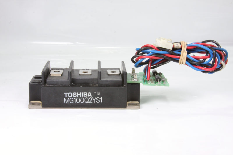Toshiba Power Module MG150Q2YS1 + IN42B ISS.2 7004-0015