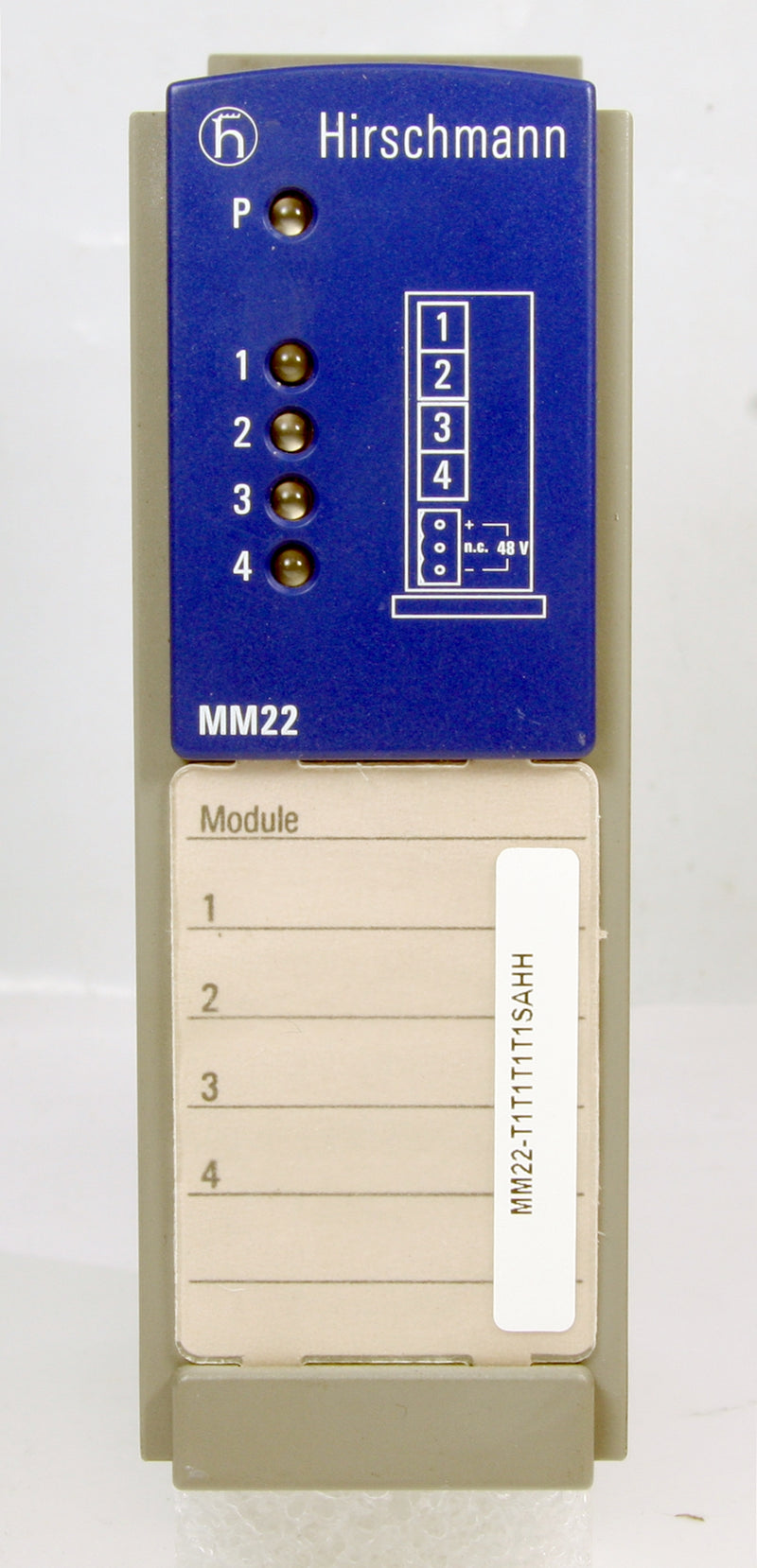 Hirschmann Mice Media Module MM22-T1T1T1T1SAHH
