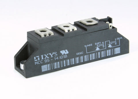 *New* Ixys Power Block Thyristor Module MCC 95-14 101B 90A