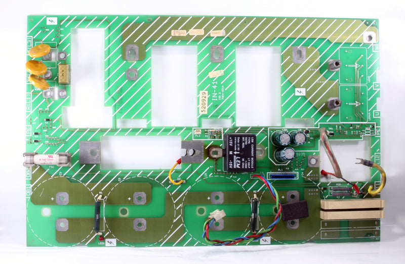 Circuit Board IN-41 7004-0014 ISS 2