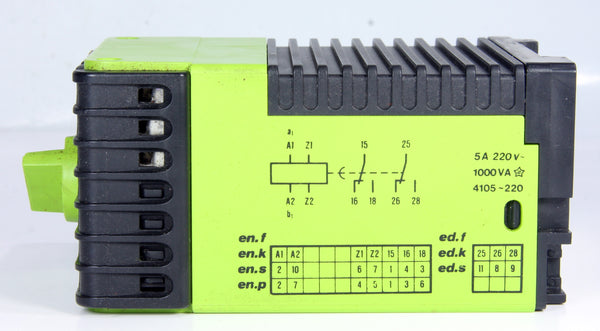 Tele 0-30 Second ed.k Relay Timer 220v
