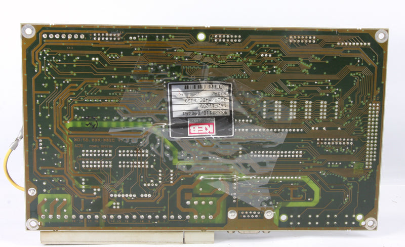 Keb Circuit Board Pcb 0D.56.080-002C 07.56.V80-D For 16.F1.200 93380110/090451