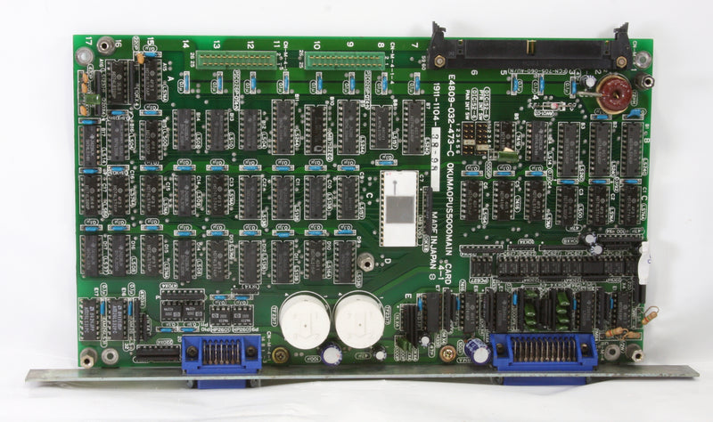 Okuma Circuit BOARD E4809-032-473-C OPUS 5000 MAIN CARD 4-1