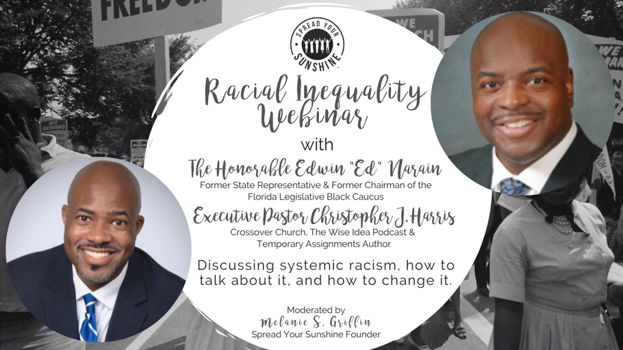 Racial Inequality Webinar and Resources