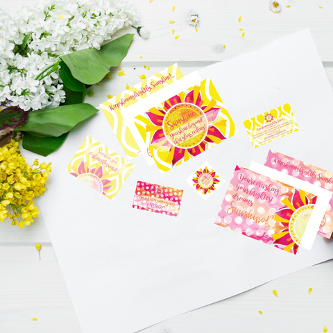 Spread Your Sunshine- Sunshine Classic Collection