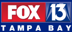 FOX 13 Tampa Bay Logo & Link to Information on how Spread Your Sunshine and members of the Tampa Bay Community banded together to support All Songs for Tots.