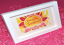 "Load image into Gallery viewer, Classic ""Sunshine"" Collection Framed Prints"