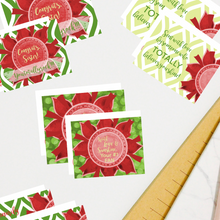 "Load image into Gallery viewer, Red, Buff, & Green ""Sister"" Collection #ShineItForward 8-Pack Stationery Set"