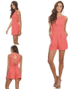 Cool Breeze Romper