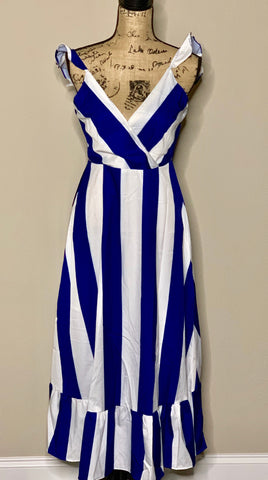 Sun & Sky Stripe Dress