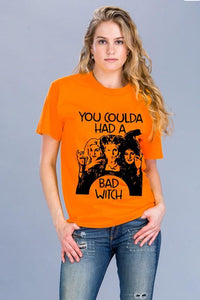 BAD WITCH TEE