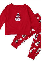 Load image into Gallery viewer, XMAS BABY CHRISTMAS PJ'S