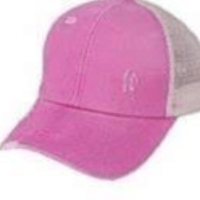 PONYTAIL CAPS (2 colors)