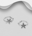 STERLING SILVER STARFISH