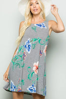 PLAYFUL TANK DRESS