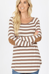 STRIPED TOP (4 colors)