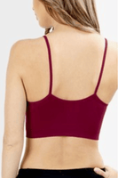 PADDED SPORTS BRA (2 colors)