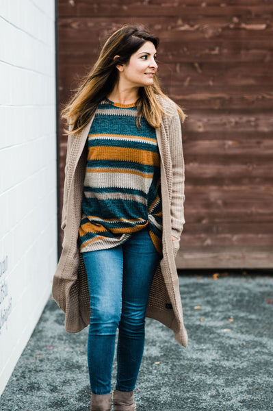 DUSTER CARDIGAN (3 colors)