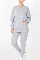 JOGGING SET(2 colors)