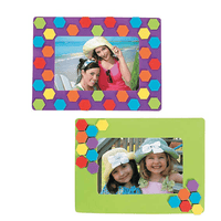 HONEYCOMB MAGNETIC PICTURE FRAME KIT