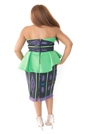 The Kwame African Skirt Sets - Moh B. Couture