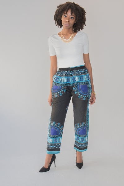 The Najma Dashiki Pants