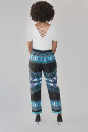 The Najma Dashiki Pants - Moh B. Couture