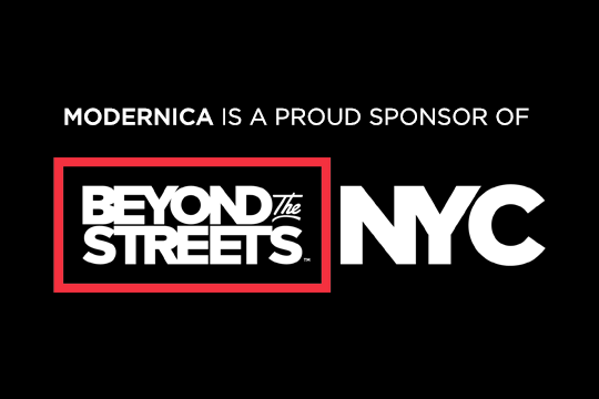 Modernica Takes Beyond The Streets New York
