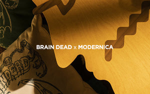 Brain Dead x Modernica Case Study Coffee Table
