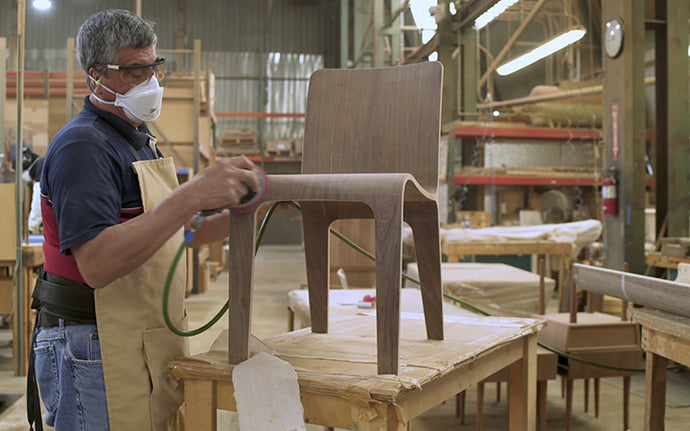 Case Study Furniture® h chair Process Video