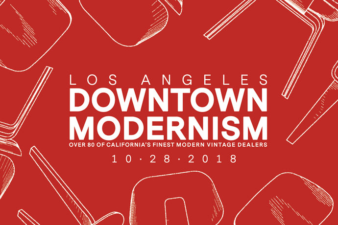 Los Angeles Downtown Modernism