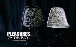 The power of creation. Joy Division x Modernica by PLEASURES.