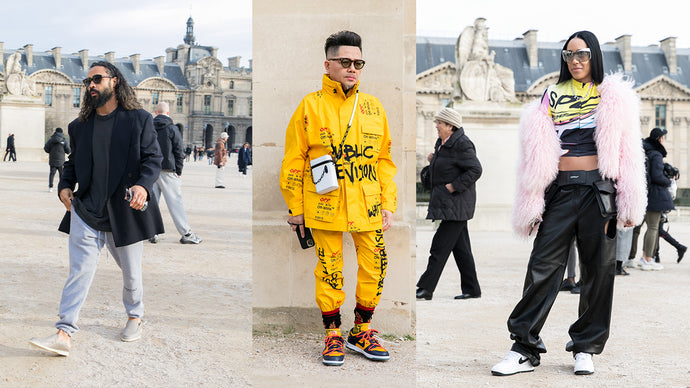 Modernica Paris Fashion Week Fashion Looks
