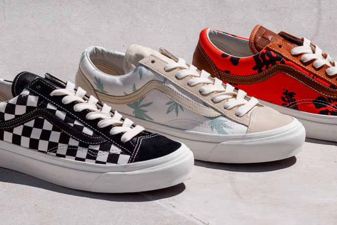 A close look at Modernica x Vans Footwear