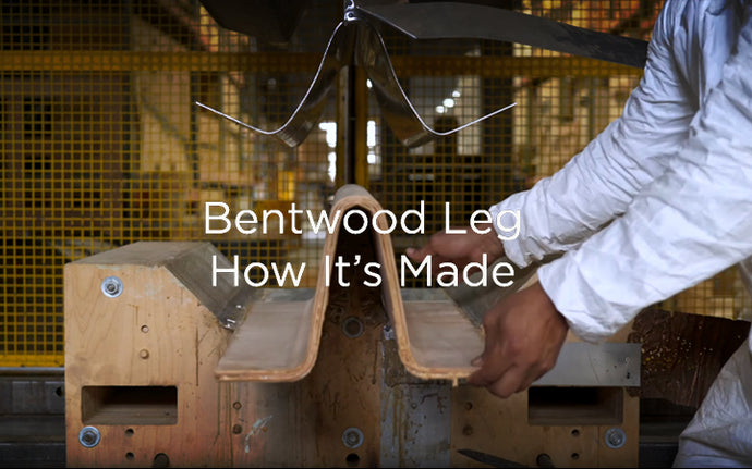 Learn the Process Of Making Modernica Bentwood Legs
